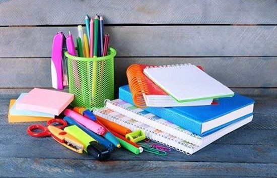 Picture of Providing School Stationery