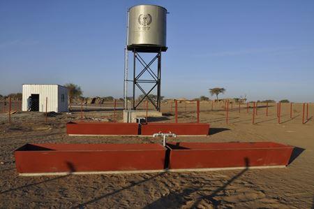 الصورة لفئة مشاريع حفر الآبار الإرتوازية