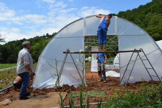 صورة تمليك بيوت زراعية في البوسنة