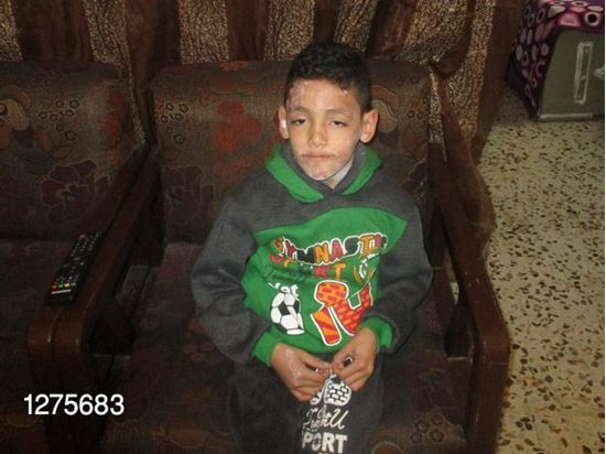 Picture of Orphan disabled Hadi Fadi Maqdah - 1275683