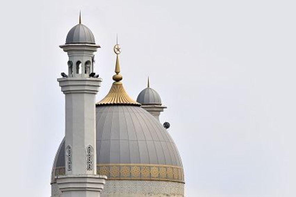 صورة تعمير المساجد