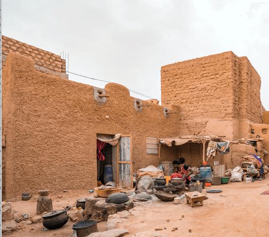 صورة ترميم المنازل المتهالكة في فصل الشتاء - رقم المشروع: 3428/2019