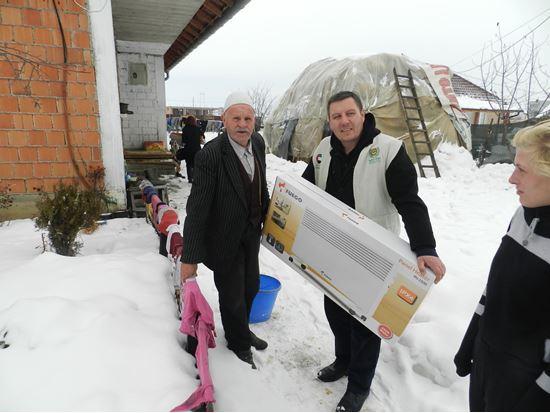 صورة توفير مدافئ منزلية في كوسوفا - رقم المشروع: 3420/2019