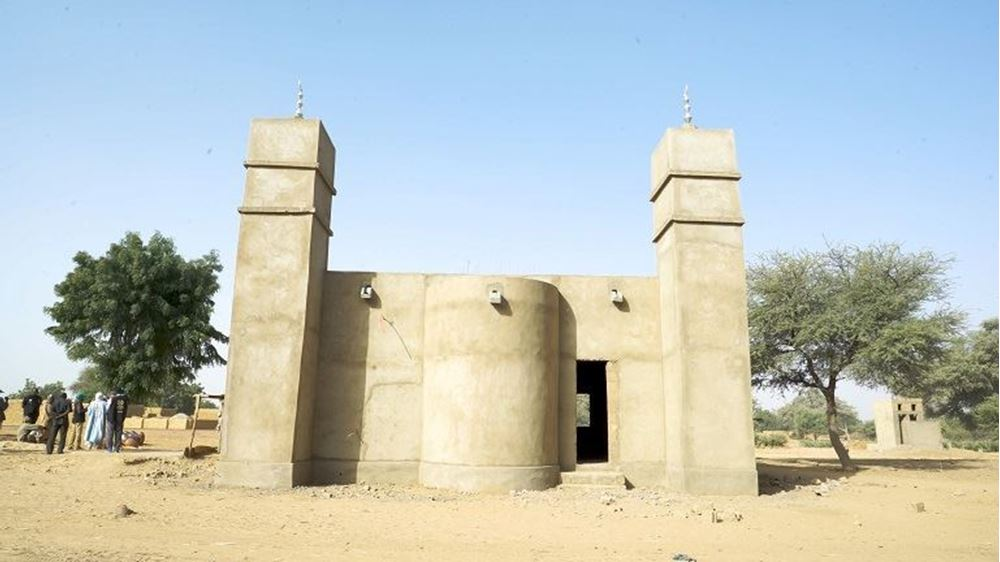 Picture of Maintenance and furnishing of a mosque in Niger