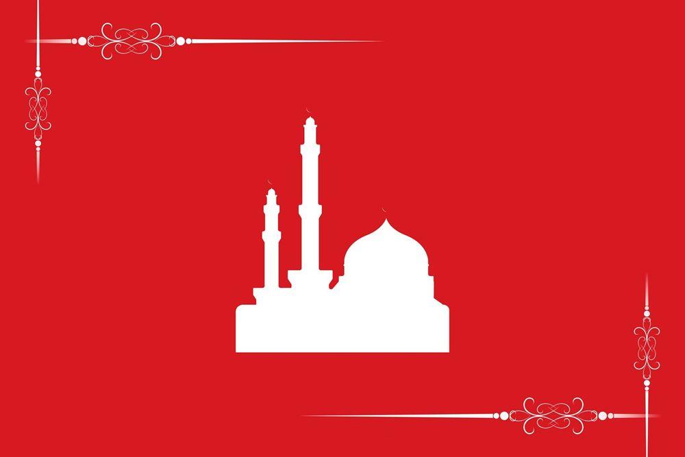 صورة موائد الإفطار في المساجد خارج الدولة - رقم المشروع: 3967/2020