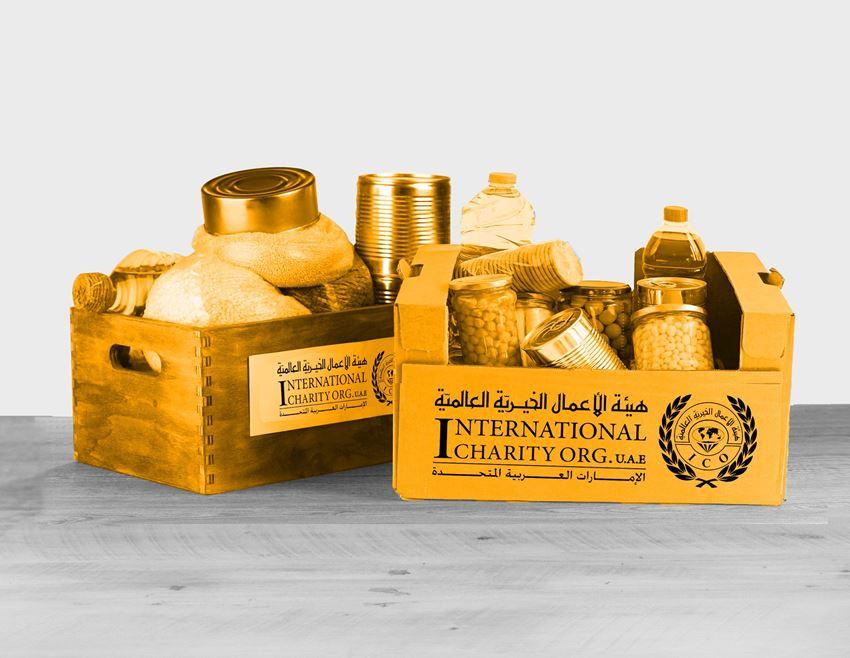 الصورة لفئة طرود جاهزة