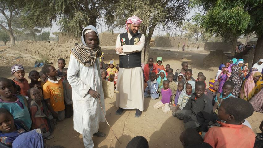 Picture for category Quran teacher sponsorship