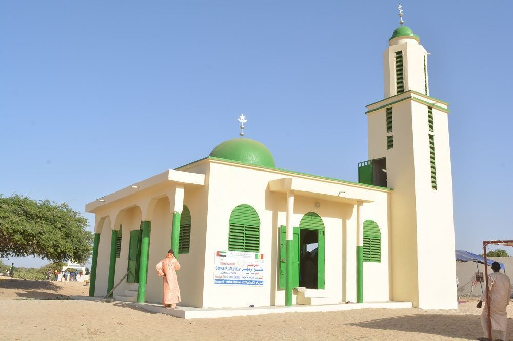Picture of Lefco - Contribution to the construction of mosques Project number 6634/2021