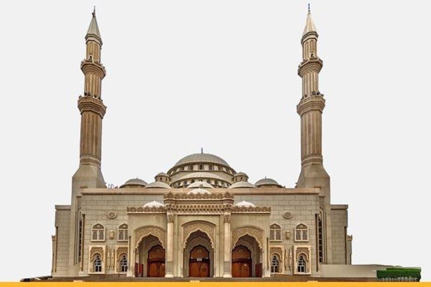 الصورة لفئة مشاريع بناء المساجد