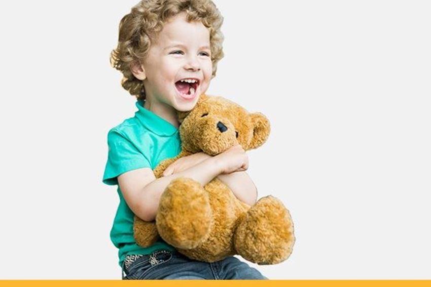 الصورة لفئة باقة هدية طفل