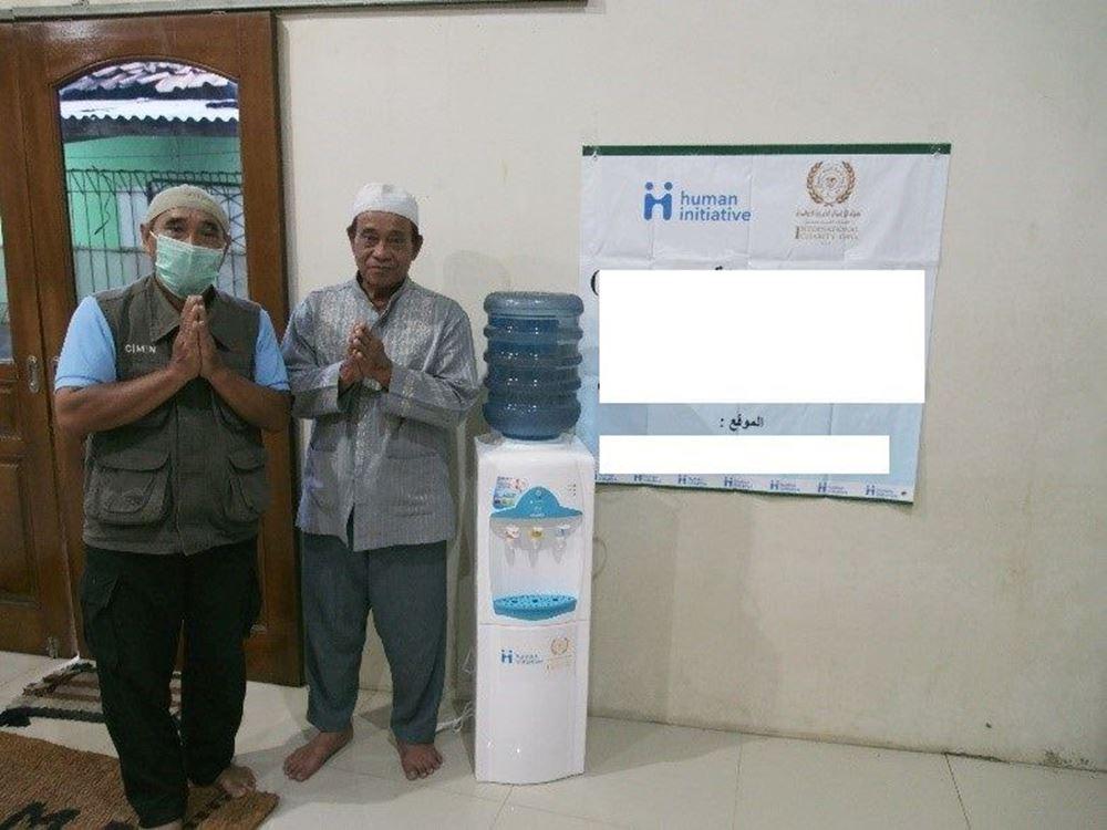 صورة براد ماء منازل - اندونيسيا رقم المشروع  7779/2021