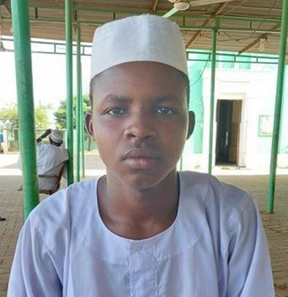 صورة الحافظ طه حسين ابراهيم طه - السودان - 0577126 - تصريح رقم 2/63/2021