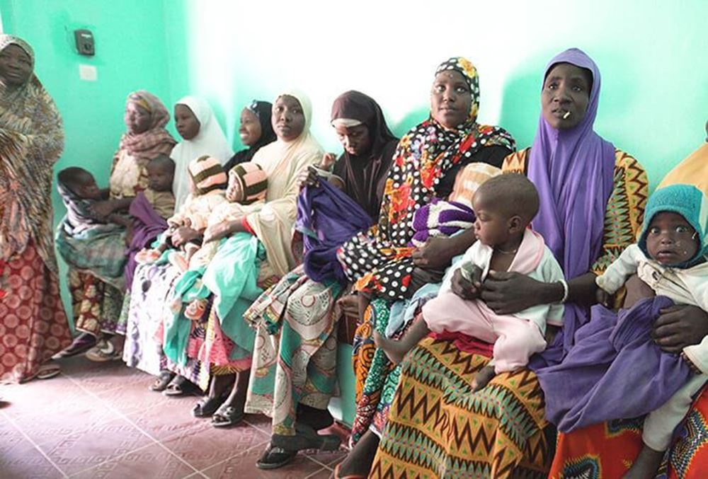 Picture of Building a maternity center  - Niger