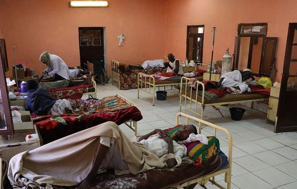 صورة بناء وتجهيز مركز صحي  - السودان