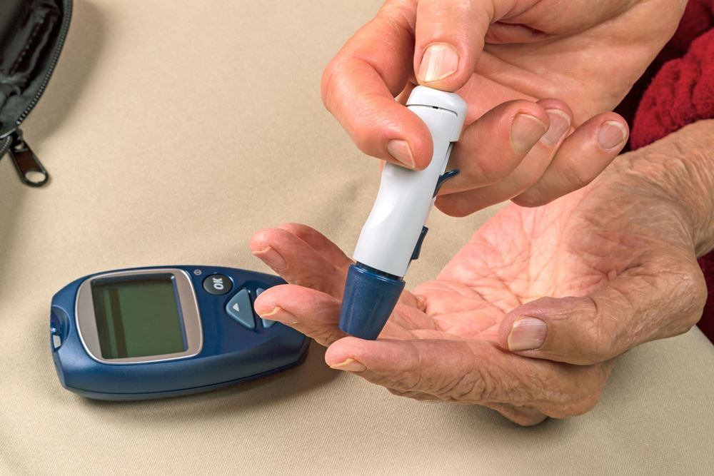 Picture of Blood Glucose Monitor - Lebanon
